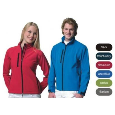 140F/M softshell jakna  Jerzees