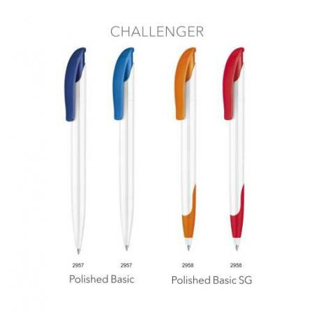 CHALLENGER- 2957 Polished Basic-2958 Polished Basic SG- SENATOR